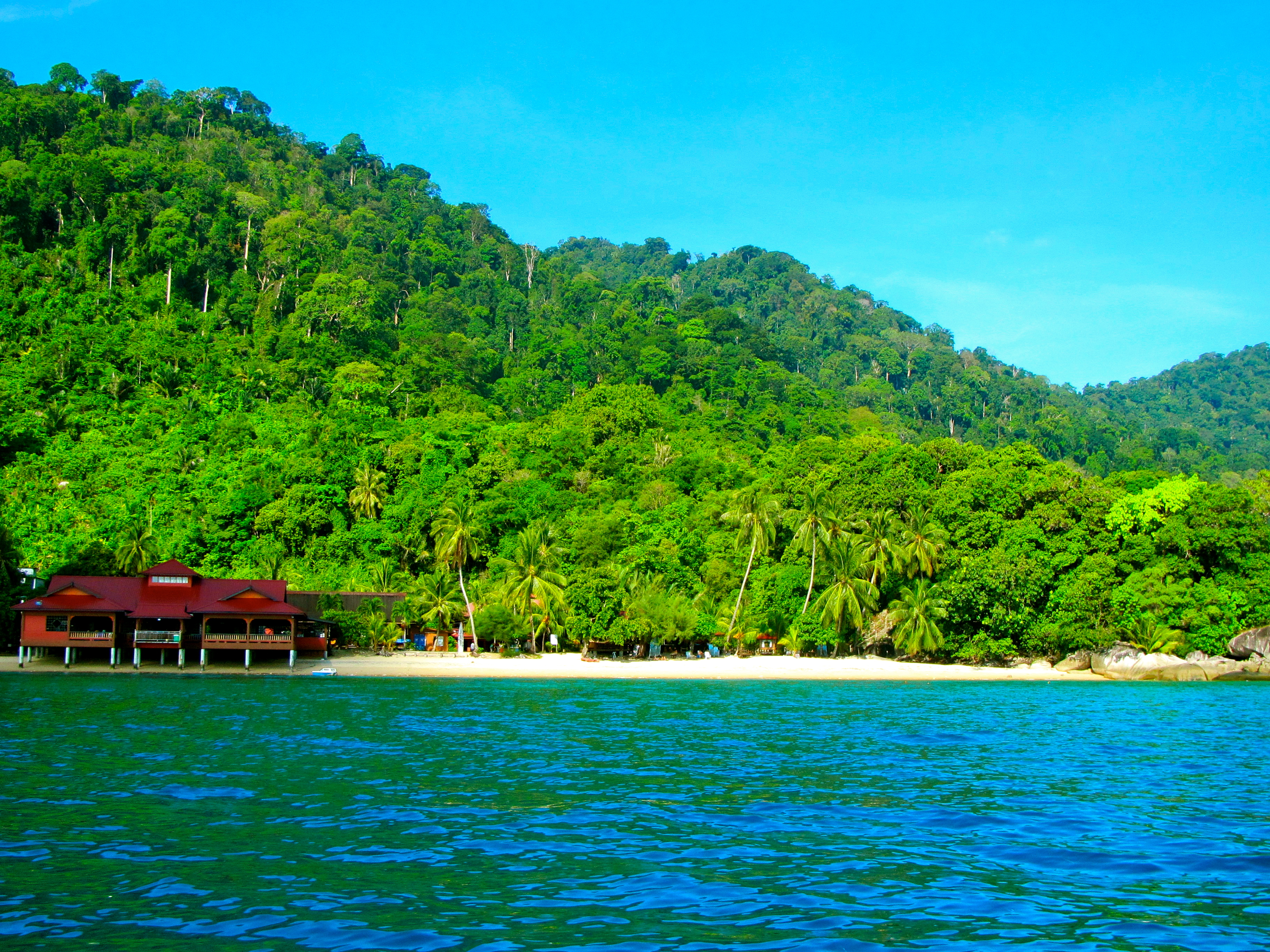 an introduction to the tioman island A deserted beach in tioman tioman island, malaysia  as it's got over 7000 islands to its name as an introduction to filipino island life, head to cebu,.
